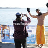 Saturday, November 13, 2010. The inaugural Polar Plunge for Special Olympics at the Plattsburgh City Beach<br><br>(P-R Photo/Gabe Dickens)