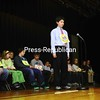 Friday, February 26, 2010. Students from fourth through eighth grades competed for a trip to Washington, D.C., to participate in the Scripps National Spelling Bee.<br><br>(Staff Photo/Kelli Catana)