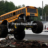 Sunday, May 29, 2011. Monster Truck Action Show at Airborne Raceway in Plattsburgh.<br><br>(P-R Photo/Gabe Dickens)