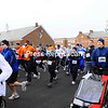 Thursday, November 25, 2010. More than 500 people participated in the 33rd annual Turkey Trot, hosted by the Peru Lions Club. The event included 5K and 10K races as well as a 1-mile Fun Run.<br><br>(Staff Photo/Kelli Catana)
