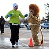 Thursday, November 28, 2013. Peru Lions Club annual Turkey Trot races at Peru Central School on Thursday, November 28, 2013. <br /><br />(P-R PHOTO/RACHEL MOORE)