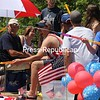 ALVIN REINER/P-R PHOTO With clear skies and patriotic outfits in shades of red, white and blue, residents of the North Country took to the streets in multiple communities Tuesday to enjoy Fourth of July parades.