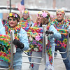 Monday, February 16, 2015. Revelers and parade goers take part in the Saranac Lake Winter Carnival Gala Parade through downtown Saranac Lake. <br /><br />(P-R Photo/Gabe Dickens)