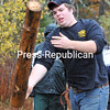 Sunday, October 17, 2010. Annual Fall Woodsmen's Competition at Paul Smith's College.<br><br>(P-R Photo/Pat Hendrick)