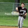 Thursday, June 9, 2011. Seniors Baseball at Lefty Wilson Park in Plattsburgh.  Area seniors played to a 6-5 ending with Team Davison beating Team Marino.<br><br>(P-R Photo/Andrew Wyatt)