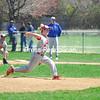 Friday, April 29, 2011. Beekmantown Central High School vs. Peru Central High School in Beekmantown.  Beekmantown won 4-3.<br><br>(Staff Photo/Ryan Hayner)