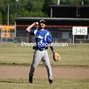 Friday, May 28, 2010. Saranac Cenrtral High School vs. Peru Central High School in Saranac.  Saranac won 9-4.<br><br>(P-R Photo/Andrew Wyatt)