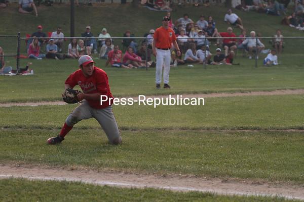 Monday, May 31, 2010. Plattsburgh High School vs. Beekmantown Central High School in Plattsburgh.  Beekmantown won 10-7.<br><br>(P-R Photo/Gabe Dickens)