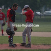 Monday, May 31, 2010. Plattsburgh High School vs. Beekmantown Central High School in Plattsburgh.  Beekmantown won 10-7.<br><br>(P-R Photo/Gabe Dickens)