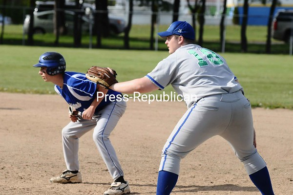 Thursday, May 13, 2010. Peru Central High School vs. Seton Catholic High School in Plattsburgh.  Peru won 20-3.<br><br>(P-R Photo/Andrew Wyatt)