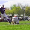 Monday, April 26, 2010. Ticonderoga vs. Beekmantown.  Beekmantown won 5-4.<br><br>(Staff Photo/Kelli Catana)