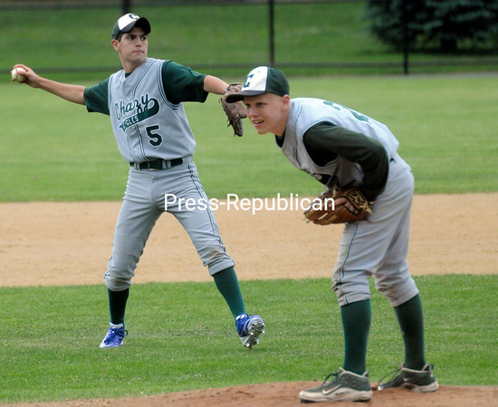 Thursday, June 2, 2011. Chazy High School vs. Westport/Keene High Scjhool at Chip Cummings Field in Plattsburgh.  Chazy won 5-1 and also grabbed the Section VII Class D Baseball title.<br><br>(P-R Photo/Andrew Wyatt)