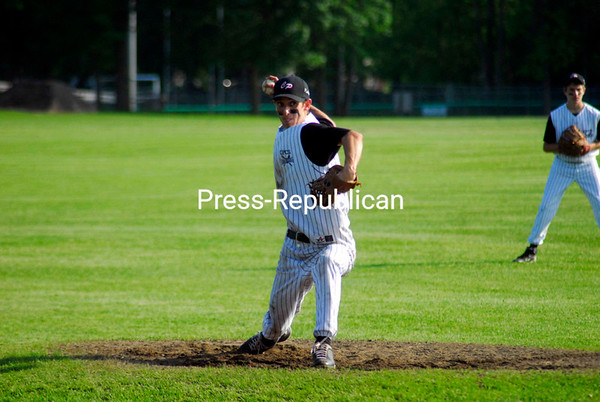 Tuesday, May 31, 2011. Crown Point Central High School vs. Chazy Rural Central High School in Chazy.  Chazy won 15-3.<br><br>(Staff Photo/Ryan Hayner)