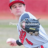ROB FOUNTAIN/STAFF PHOTO 4-12-2016<br /> Beekmantown play Peru in a non-league boys baseball game Monday in Beekmantown