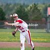 Saturday, May 14, 2011. Saranac Central High School vs. Lake Placid High School in Saranac.  Saranac won 14-0.<br><br>(P-R Photo/Gabe Dickens)