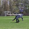 Saturday, April 24, 2010. Willsboro vs. Chazy.  Willsboro won 13-1.<br><br>(P-R Photo/Gabe Dickens)