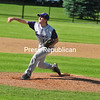 Wednesday, June 6, 2012. Sentinels defeated the Flyers, 1-0 during Tuesday's NYSPHSAA Class C state regional semifinal baseball game against Section X's Norwood-Norfolk. <br /><br />(Staff Photo/Kelli Catana)