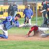 Tuesday, May 10, 2011. Beekmantown Central High School vs. Peru Central High School in Peru.  Beekmantown won 21-8.<br><br>(Staff Photo/Ryan Hayner)