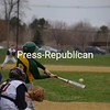 Monday, April 25, 2011. Plattsburgh High School vs. Northern Adirondack High School in Plattsburgh.  PHS won 11-2.<br><br>(P-R Photo/Rob Mason)