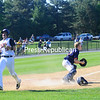 Monday, June 6, 2011. Section VII's Plattsburgh High School vs. Section X's Potsdam High School in Class B regional play at Chip Cummings Field in Plattsburgh. Potsdam won 6-5.<br><br>(Staff Photo/Kelli Catana)