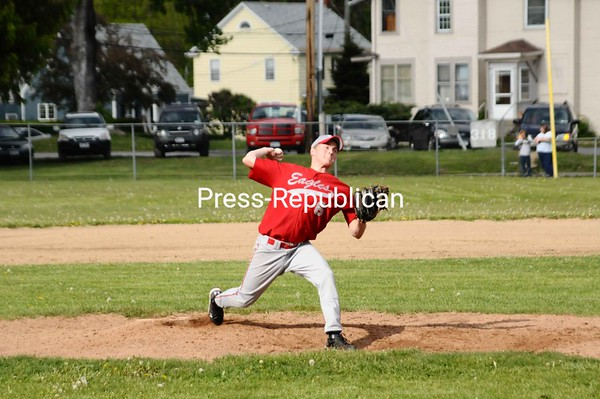 Friday, May 14, 2010. Plattsburgh High School fs. Beekmantown Central High School in Plattsburgh.  PHS won 8-3.<br><br>(P-R Photo/Andrew Wyatt)