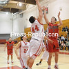 Tuesday, March 1, 2011. Moriah High School vs. Willsboro High School in Plattsburgh. Moriah won 58-44.<br><br>(P-R Photo/Andrew Wyatt)