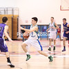 Sunday, March 2, 2014. Seton Catholic and Ticonderoga face off in the Section VII Class D boys' championship basketball game at the Field House in Plattsburgh Saturday afternoon. (P-R Photo/Gabe Dickens)
