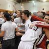 Saturday, March 5, 2011. Northeastern Clinton Central  High School vs. Plattsburgh High School in Plattsburgh.  NCCS won 58-57.<br><br>(P-R Photo/Andrew Wyatt)