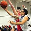ROB FOUNTAIN/STAFF PHOTO 3-16-16<br /> Exceptional Seniors Games at Seton Catholic High School in Plattsburgh.