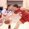 Saturday, December 20, 2014. Willsboro and Moriah face-off in the ninth annual Coaches vs Cancer Tournament Saturday afternoon at the Field House in Plattsburgh. <br /><br />(P-R Photo/Gabe Dickens)