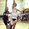 "Moriah plays Chateaugay Wednesday March 2, 2016 during the Cladd D NYS Regional Semi-Final game at SUNY Plattsburgh Fieldhouse.<br /> Bouns at  <a href=""http://www.pressrepublican.com"">http://www.pressrepublican.com</a>. (ROB FOUNTAIN/STAFF PHOTO)"