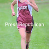 Tuesday, October 4, 2011. CVAC Cross Country meet in Plattsburgh featuring runners from Northeastern Clinton Central High School, Saranac Central High School and Plattsburgh High School.  Saranac Central won both boys and girls.<br><br>(P-R Photo/Bob Fountain)