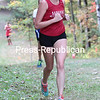 Tuesday, September 30, 2014. The Seton Catholic Knights played host to the Peru Indians and the Saranac Chiefs for Tuesday's Champlain Valley Athletic Association varsity cross-country meet at the Cadyville Recreation Park. <br /><br />(P-R Photo/Gabe Dickens)
