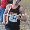 Saturday, October 27, 2012. CVAC cross country championship. <br /><br />(P-R Photo/Rob Fountain)