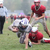 Monday, October 6, 2014. The Beekmantown Eagles played host to the Ticonderoga Sentinels in Champlain Valley Athletic Conference action Saturday afternoon at Beekamntown Central School. <br /><br />(P-R Photo/Gabe Dickens)