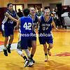 Seton Catholic plays AuSable Valley in girls basketball semi-finals Wednesday, February 18th <br /> 2016 in Beekmantown. (ROB FOUNTAIN/STAFF PHOTO)