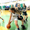 Monday, January 12, 2015. Seton Catholic plays Chazy Monday during girls basketball in Plattsburgh. <br /><br />(P-R Photo/Rob Fountain)