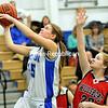 Monday, February 9, 2015. Seton plays Willsboro in girls basketball Monday in Plattsburgh. <br /><br />(P-R Photo/Rob Fountain)