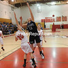 Wednesday, March 2, 2011. Saranac Central High School vs. Peru Central High School in Plattsburgh.  Saranac won 53-32.<br><br>(P-R Photo/Andrew Wyatt)