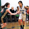 Seton Catholic plays Elizabethtown-Lewis Monday, February 8th 2016 during MVAC girls basketball in Plattsburgh. (ROB FOUNTAIN/STAFF PHOTO)