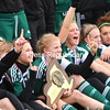 Class D State championship game between Chazy High School and Northville.  Chazy won 1-0.
