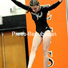 Monday, September 22, 2014. Plattsburgh High takes on Peru Centrel in gymnastics on Monday at Plattsburgh High School. <br /><br />(P-R Photo/Rob Fountain)