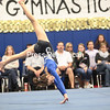 Sunday, October 19, 2014. Athletes compete in the Champlain Valley Athletic Conference varsity gymnastic championships at Peru Central School. <br /><br />(P-R Photo/Gabe Dickens)