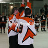 Saturday, March 6, 2010. Plattsburgh High School vs. Amherst in Plattsburgh.  PHS won 2-1.<br><br>(P-R Photo/Gabe Dickens)