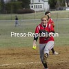 Tuesday, April 21, 2009. Plattsburgh High School  vs. Beekmantown Central High School in Plattsburgh. Beekmantown won 2-1.<br><br>(Staff Photo/Michael Betts)