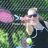 Sunday, May 25, 2014. Boys and Girls Tennis seni-finals Sunday in Plattsburgh.  <br /><br />(P-R Photo/Rob Fountain)