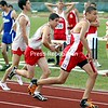 Saturday, May 29, 2010. Section VII Track & Field Championships in Lake Placid.<br><br>(Staff Photo/Alvin Reiner)