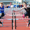 Tuesday, April 21, 2015. Plattsburgh High takes on Peru Centrel in track Tuesday in Plattsburgh.  <br /><br />(Staff Photo/Rob Fountain)