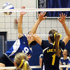 Wednesday, October 8, 2014. Peru plays Lake Placid Tuesday in volleyball in Peru. <br /><br />(P-R Photo/Rob Fountain)