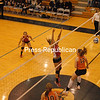 Saturday, November 6, 2010. Plattsburgh High School vs Beekmantown Central High School at Clinton Community College.  Beekmantown won 3-1.<br><br>(P-R Photo/Andrew Wyatt)
